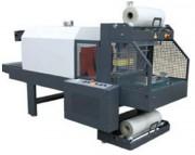 Fardeleuse semi-automatique à pelle de poussée - Cadence maxi: 600 emb/h - Pelle de poussée pneumatique