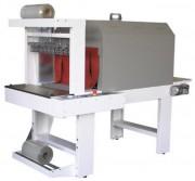 Fardeleuse semi-automatique low-cost - Production : 120/200 paquets/heure - 2 modèles
