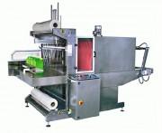 Fardeleuse semi-automatique perpendiculaire - Largeur soudure 600 mm - Déclenchement par boutons poussoirs