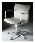 Fauteuil de coiffure professionnel - Différents revêtements