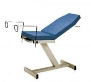 Fauteuil de gynécologie - Capacité de charge (Kg) : 130