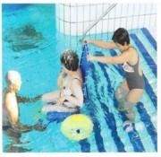 Fauteuil de mise au bain - Pour piscine et plage