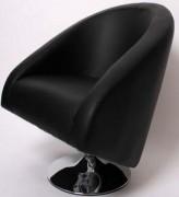 Fauteuil enveloppant - Hauteur d'assise : 44 cm - Hauteur totale : 77  cm