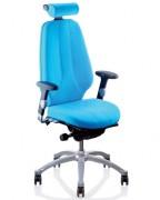 Fauteuil ergonomique bureau - Facilite la respiration et la circulation sanguine