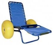 Fauteuil d'accès au bain - Capacité de charge : 120 kg
