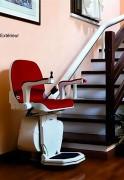 Fauteuil monte-escalier courbe - Accès de 2 à 5 niveaux
