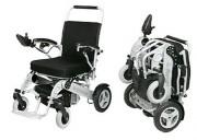 Fauteuil roulant électrique pliant - Autonomie : 10 à 30 km - Batterie lithium