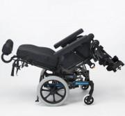 Fauteuil roulant manuel à châssis pliant - Fauteuils roulants avec assise inclinable jusqu'à 45°