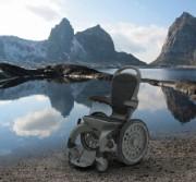 Fauteuils roulants d'accès au bain  - Fauteuil roulant pour activités aquatiques