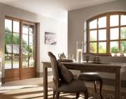 Fenêtre bois polyvalente