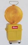 Feu à éclat xènon à pieds métalliques rabattables - Super primär 823/2