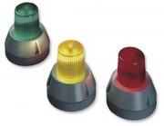 Feu à éclats à usage industriel - Puissance : 5 ou 15 Joules - 60 flashs par minute