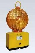 Feu de chantier euro-nitra a LED - Autonomie exceptionnellement élevée