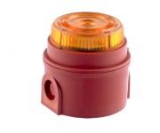 Feu flash à LED IP65 Zone 0  - Feu flash à LED IP65 Zone 0 24Vcc sécurité intrinsèque
