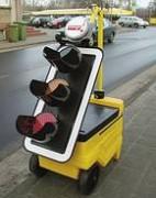 Feu tricolore chantier adaptable au trafic - Ensemble règlable en fonction du trafic