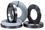 Feuillard cerclage - Épaisseur (mm): de0.5 à 1.27) - En acier, polyester et polypropylène