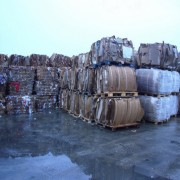 Feuillard polyester pour balles de carton - Pour balles de carton : 20 à 500 kg