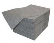 Feuille absorbante en fibre de polypropylène - Dimensions : 40 x 50 cm