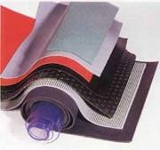 Feuille caoutchouc - Feuille  PVC souple ou rigide