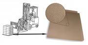 Feuille intercalaire pour palette - Réutilisable et recyclable