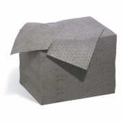 Feuilles absorbantes Universelles 40 x 50 cm - Double épaisseur, dimensions : 40 x 50 cm