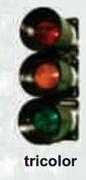 Feux et lampes de signalisation - Régulation du trafic