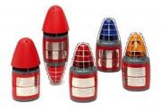 Feux flashs sirènes ATEX - Approuvés pour le gaz et la poussière (zone 1 et 2 - 21 et 22)