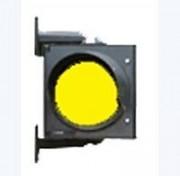 Feux de balisage et d'alerte avec ou sans clignotant  - Boiter polycarbonate avec optique LED de Ø200mm
