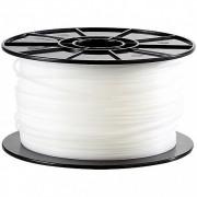 Filament 3D flexible naturel - Diamètre du fil : 1.75 mm ou 3 mm