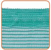 Filet de protection jetable pour échafaudage - Largeur standard (m) : 3