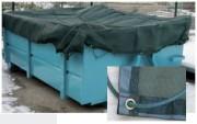 Filet de sécurité pour benne de camion - Dimensions (Lxl) m : de 5,5 x 3 à 7,5 x 3,3