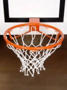 Filet en coton pour panier de basket ball