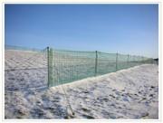Filet pare neige - 2 hauteurs de maille : 100 -150  cm