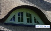 Filet pour toit de chaume - Maille (mm) : 20