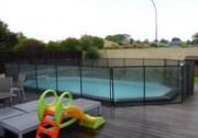 Filet protection piscine - Longueur : de 1 à 6 m