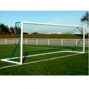 Filets de foot pour buts repliables - Simple maille (mm) : 120 - 145