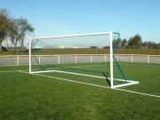 Filets de football pour 7 ou 11 joueurs - Simple ou double maille (mm) : 100 - 120 - 145