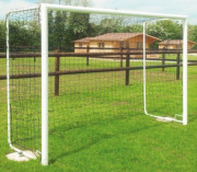 Filets pour buts de football - Dimensions (L x H) m : 4  x 2 ou 5 x 2