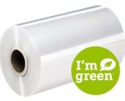 Film d'emballage rétractable en polyoléfine - Film rétractable à matières premières végétales