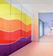 Film de couleurs pour vitre - Plusieurs dimensions et coloris disponibles