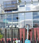 Film de sécurité vitrage sur mesure - Films incolores, anti-graffitis, dépolis ou solaire - 100 microns