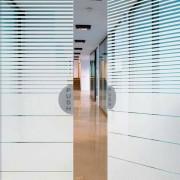 Film dépoli adhésif pour vitre - Facilité d'entretien