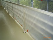 Film polyéthylène en bobines pour sols - Réf:31115