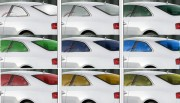 Film teinté pour vitre voiture