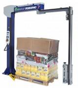 Filmeuse à bras tournant économique - Hauteur utile maximale : 2000 mm - Spécial Logistique