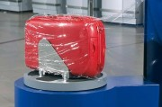 Filmeuse colis à pré-étirage - Capacité de hauteur de filmage : 1500 mm