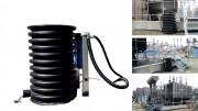 Filtre à cartouche hydrocarbure - Débit filtré : environ 110 L/min