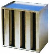 Filtre à charbon actif Plaques ou cellules grands débits