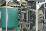 Filtre à plancher pour piscines - Hauteur de virole 1.70 m