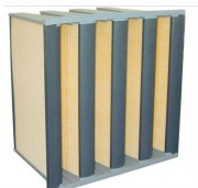 Filtre à poche rigide - Filtres Compacts Rigides